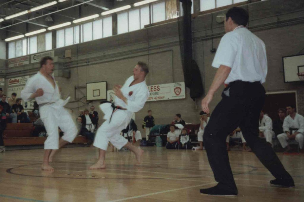 karate competitions