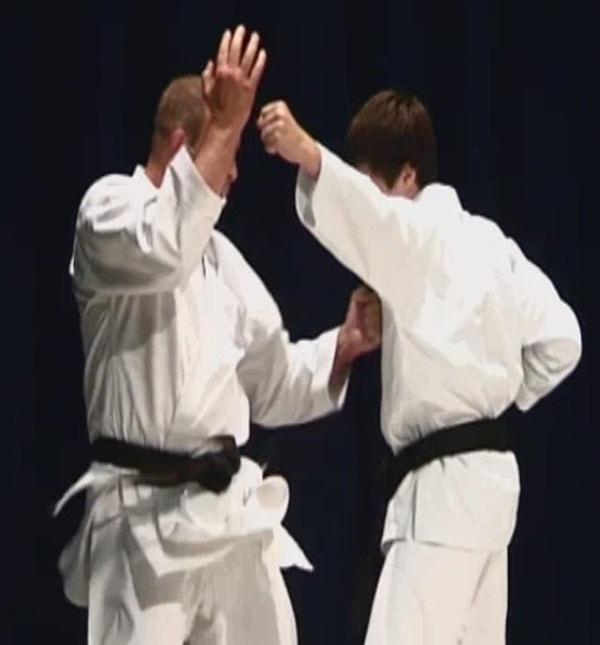 shotokan self defense