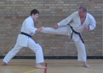 shotokan kumite tips