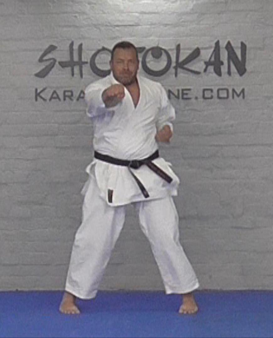 karate punch