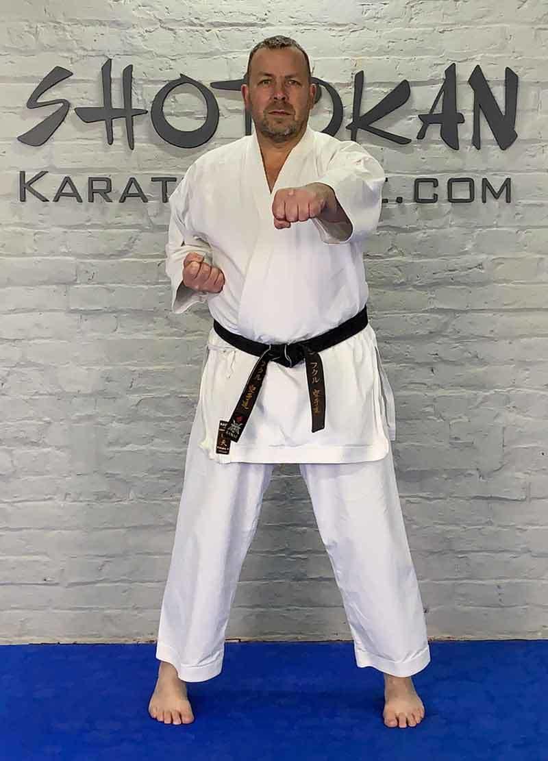 learn Shotokan karate