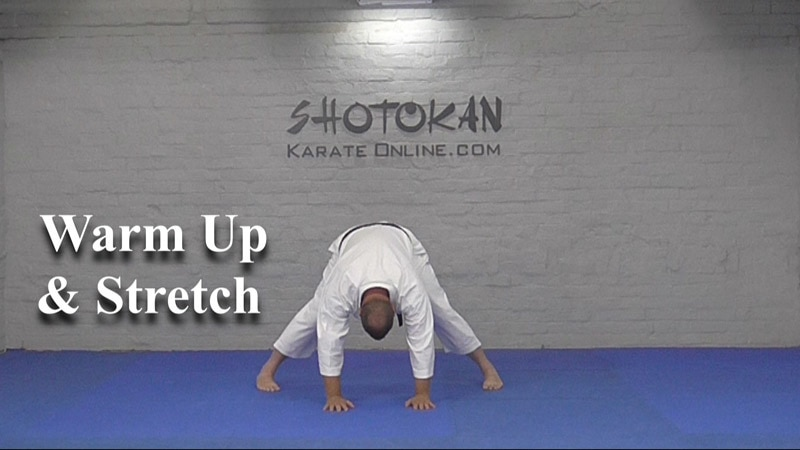 karate stretch