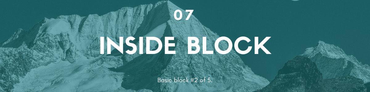uchi uke inside block