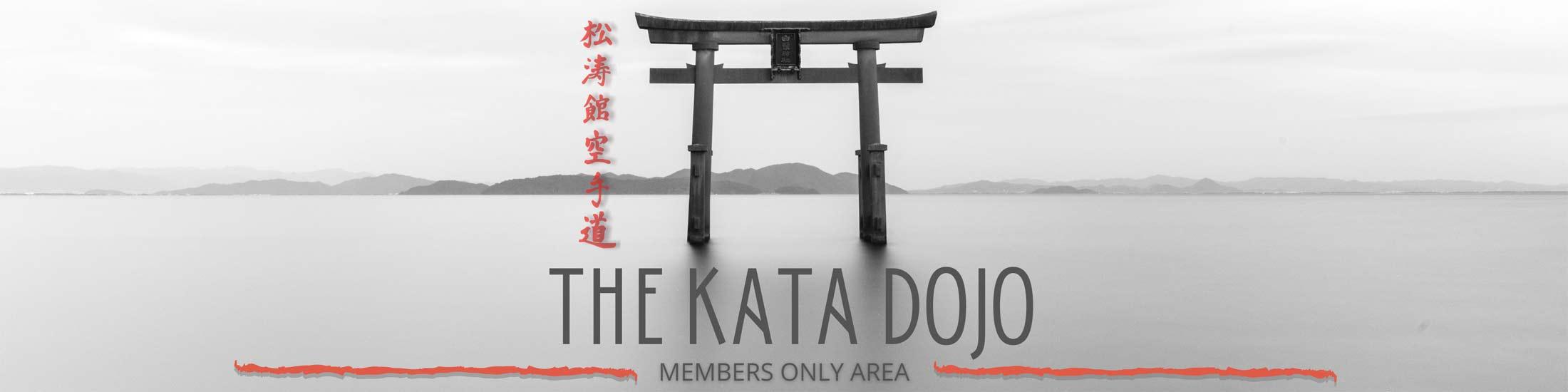 the kata dojo