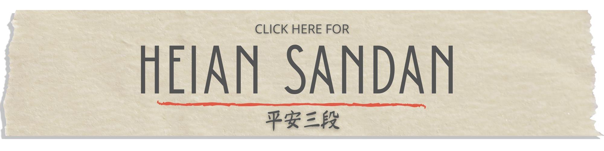 heian sandan tutorial