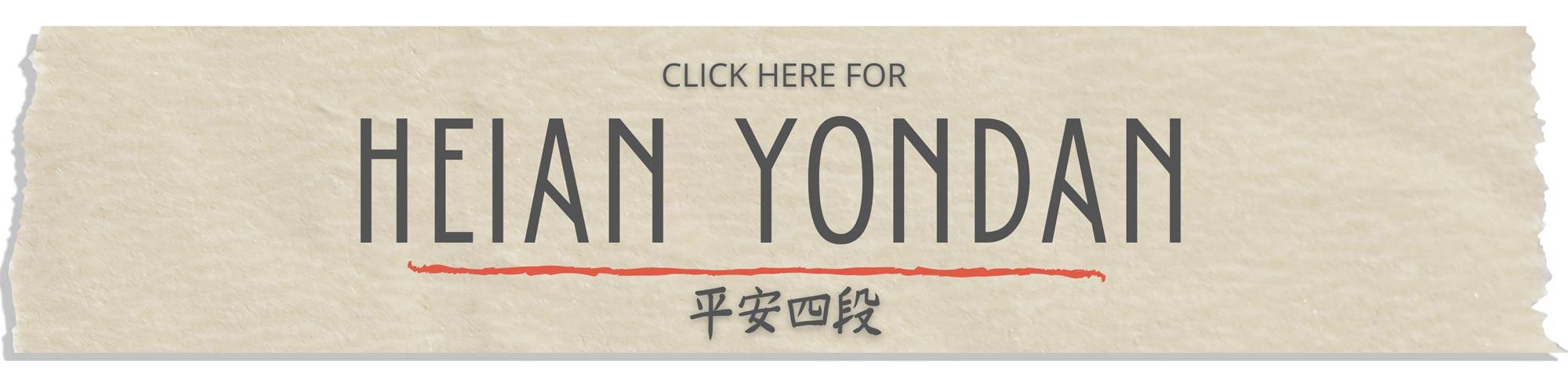 heian yondan tutorial