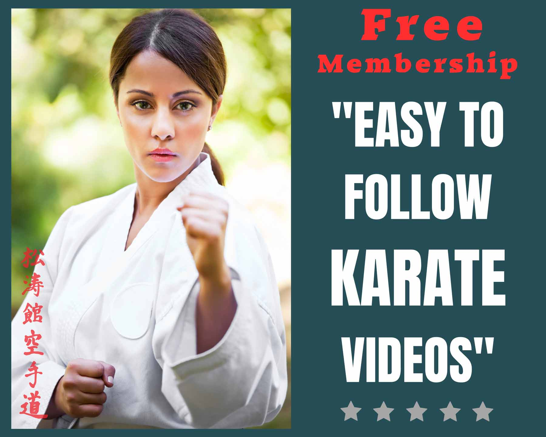 online karate lessons