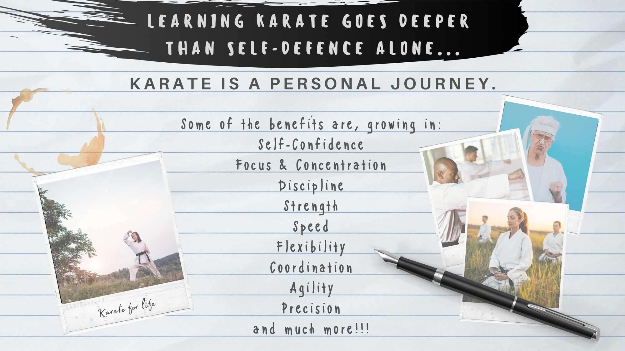 karate training for beginners