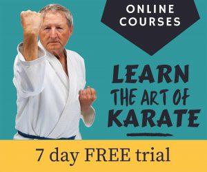 shotokan karate for seniors